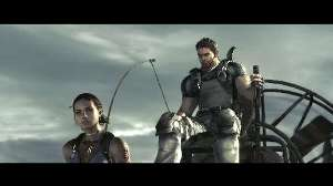Chris Redfield & Sheva Alomar