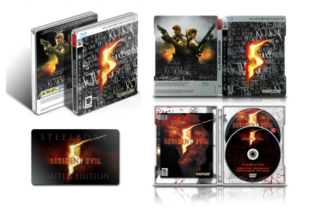PS3 Limited Edition Packaging | PEGI