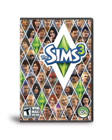 The Sims 3 - Box Art