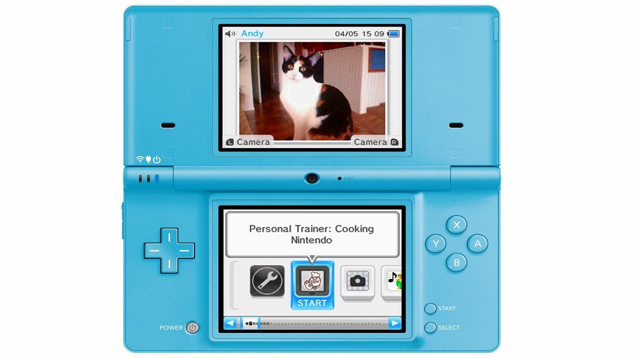 Nintendo dsi internet really pleases