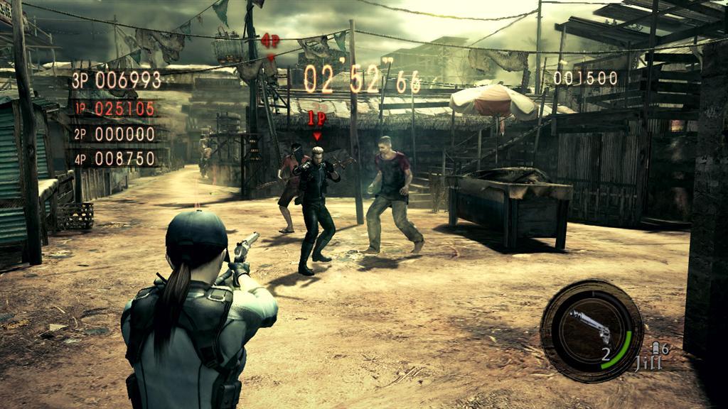 Capcom Resident Evil 5 Versus El Mundo Tech