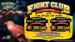 Seattle Fight Club Tournament