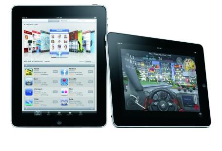Apple iPad - Courtesy of Apple
