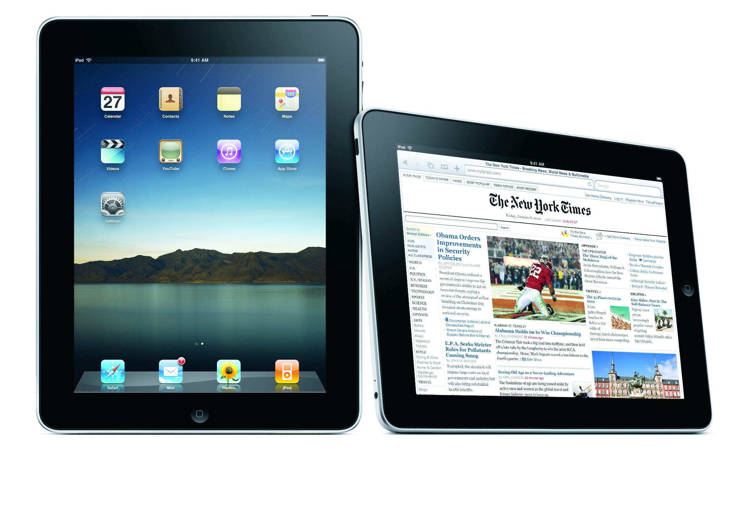 Apple IPad El Mundo Tech