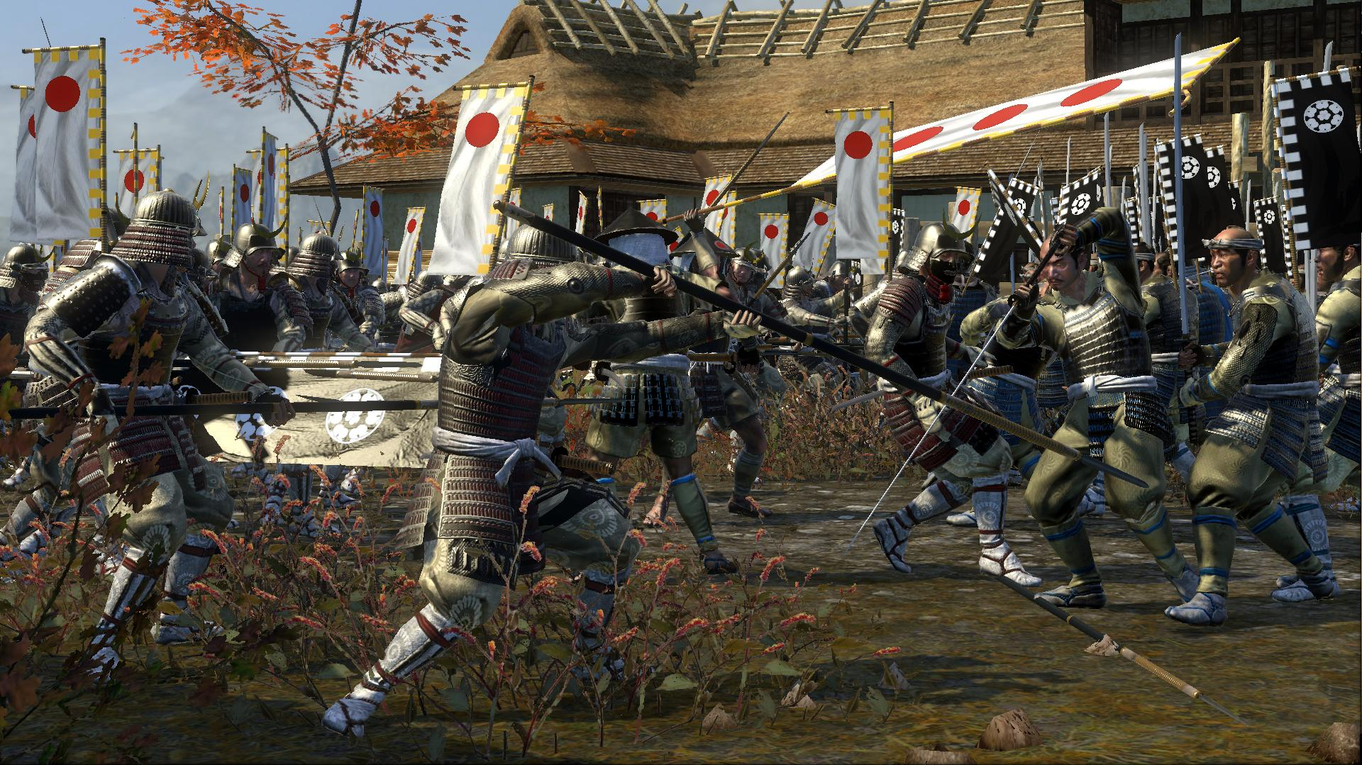 """Total War: Shogun 2"" - Fight for the Road"