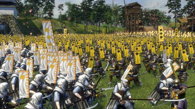 """""""Total War: Shogun 2"""" - Naginata Charge"""