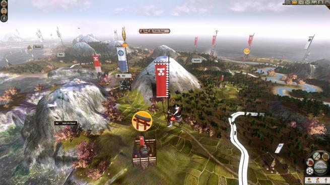 """Total War: Shogan 2"" - Spring Campaign"