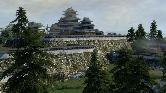 """Total War: Shogun 2"" - Attack The Walls"