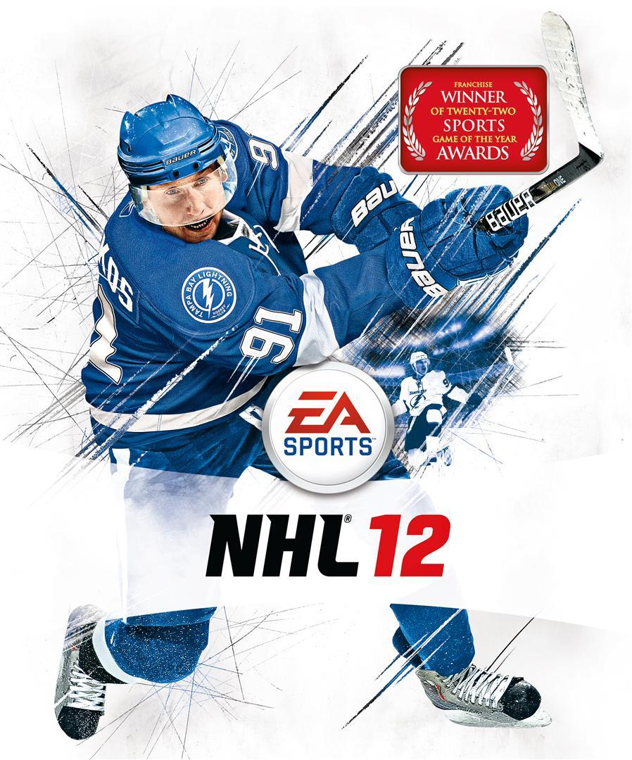 NHL 12 KeyArt