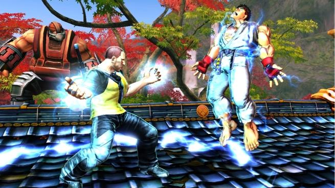 Cole vs Ryu