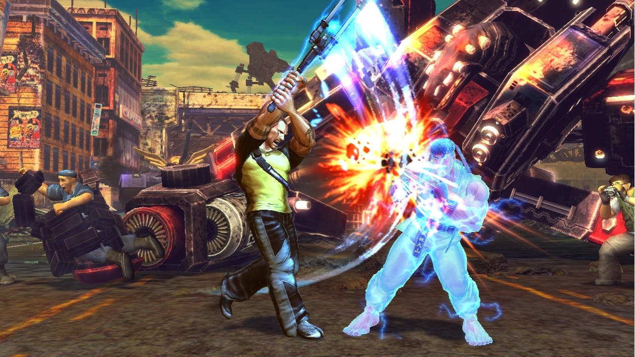 Cole vs Ryu - 2