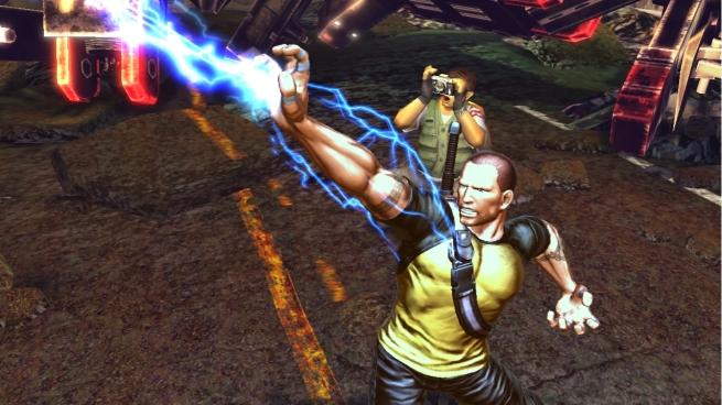 """Cole on """"Street Fighter x Tekken"""" [PSVita]"""