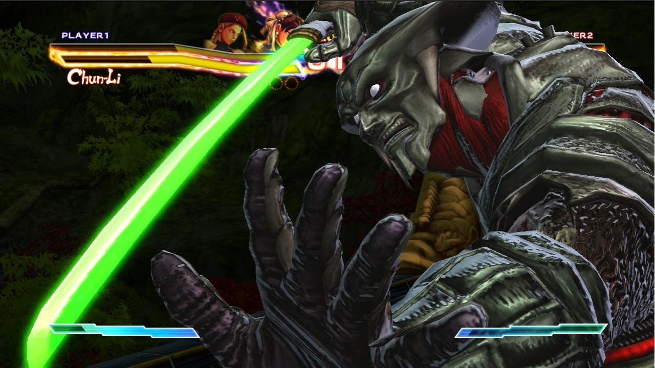 Capcom Namco Bandai Street Fighter X Tekken San Diego Comic Con 2011 Character Art Screenshots 2011 07 21 El Mundo Tech
