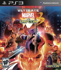 """Ultimate Marvel vs Capcom 3"""