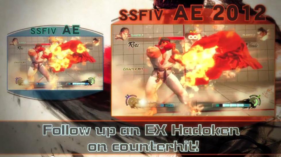 """Super Street Fighter IV Arcade Edition Version 2012"" - Ryu"
