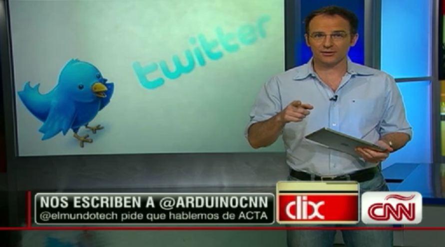 CNN en Español - Clix - Question about ACTA - Pregunta acerca de ACTA