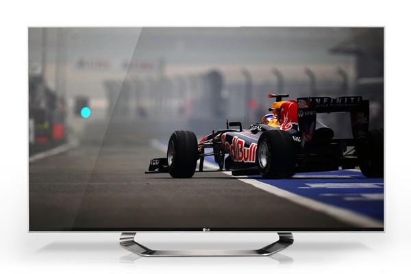 LG LM9600 UD 3D TV