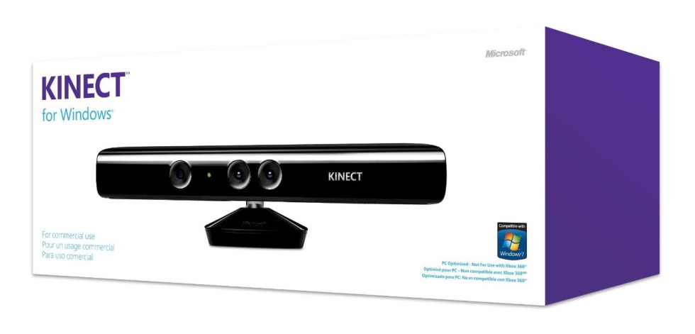 Microsoft: Kinect for Windows