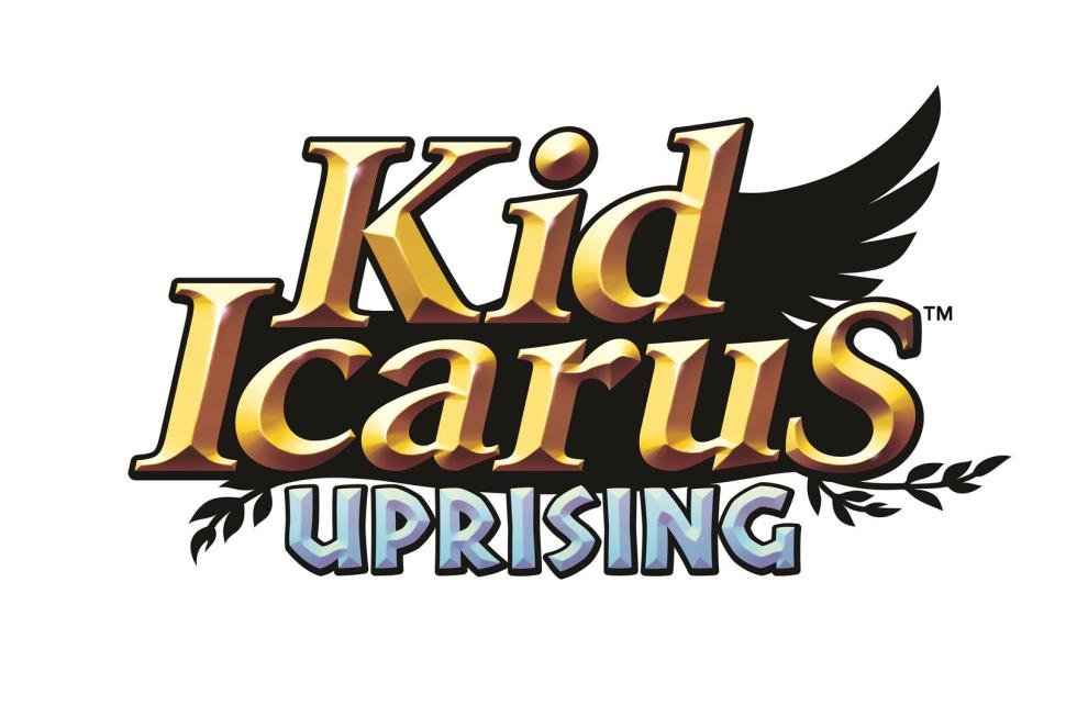 """Kid Icarus: Uprising"" - Logo"