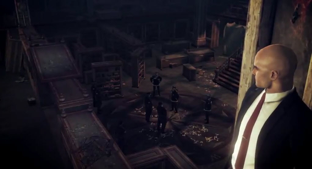 Agent 47 Gameplay 'introducing Agent 47'