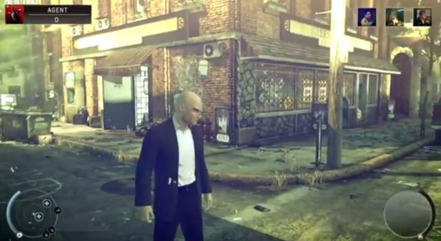 Square Enix Hitman Absolution The Streets Of Hope E3