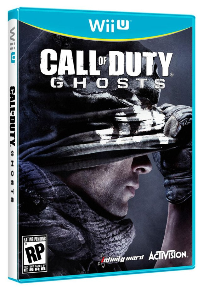 "Activision: ""Call of Duty: Ghosts"" [Wii U]"
