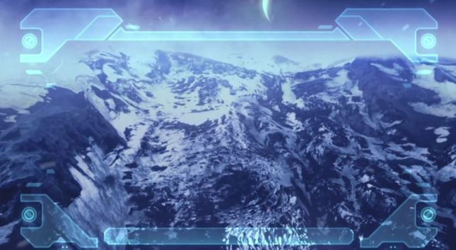 Lost Planet 3 - Frozen to Death