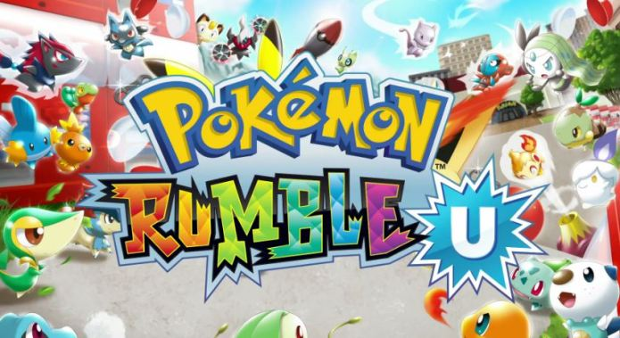 """Pokémon Rumble U"""