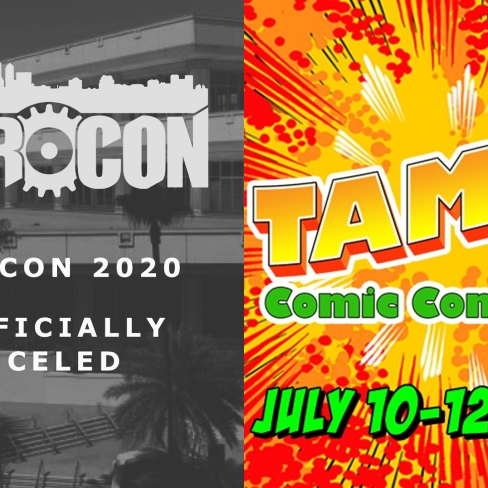 MetroCon 2020   Tampa Bay Comic Con 2020