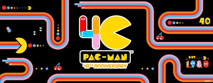 Pac-Man @ 40